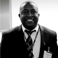 Elias Mwenyo, Business Development Manager, Namibia