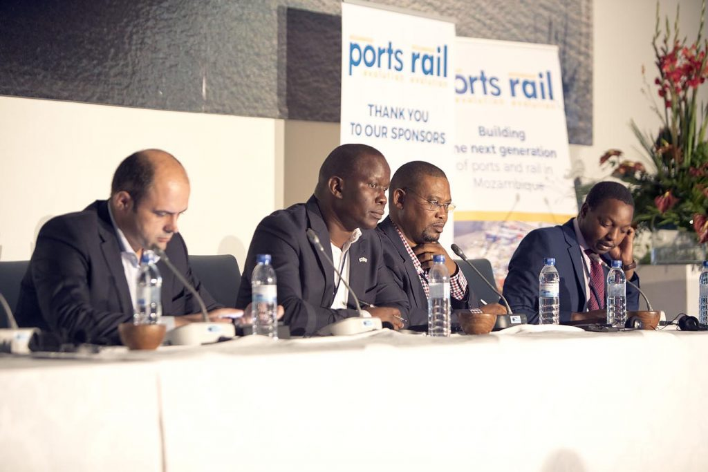 Mozambique Ports and Rail Evolution : Home