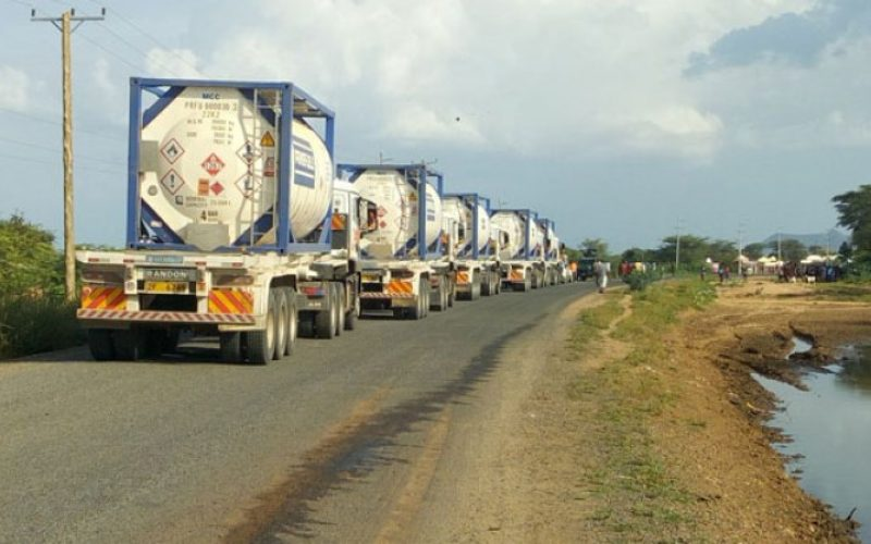 Tullow Suspends Trucking of Turkana Crude Oil Due to Bad Roads